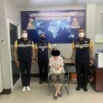 ## POLICE NEWS update PLUS ##    ตม.สุราษฎร์ธานี รวบหญิงฮังการีอยู่เกินกำหนด 4,165 วัน ซุกไทยแอบกบดานกลางเกาะสมุย