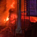 ## POLICE NEWS update PLUS ##              ไฟไหม้วอคกิ้งสตรีท 3 คูหา ในคณะที่ปิดให้บริการ ตามพรก.ฉุกเฉิน ณ.พัทยา จังหวัดชลบุรี